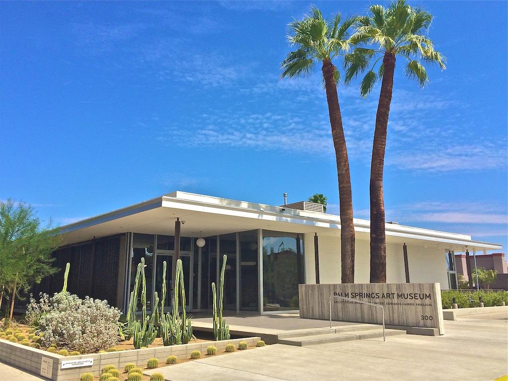 Modern House Tour Palm Springs
