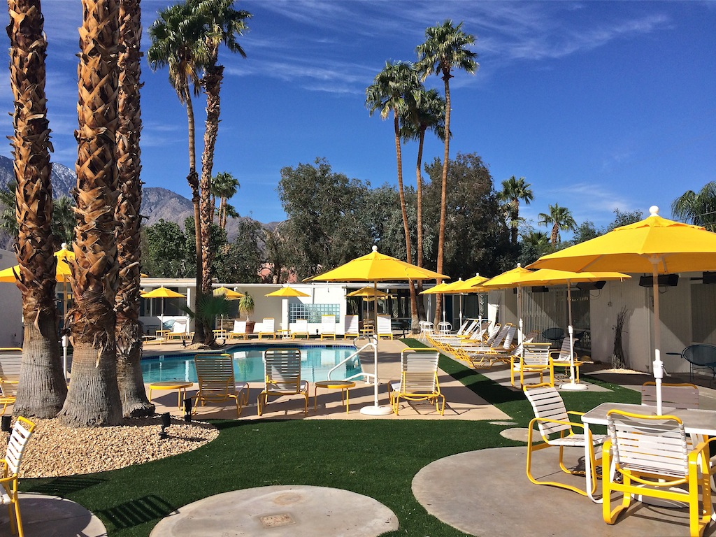 The Monkey Tree Hotel - Palm Springs Preferred Small Hotels