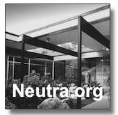 Richard and Dion Neutra
